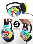 Nintendo Headphones by Bobsmade