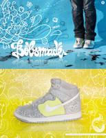 Bobsmade Nike Dunks by Bobsmade
