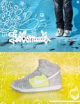 Bobsmade Nike Dunks