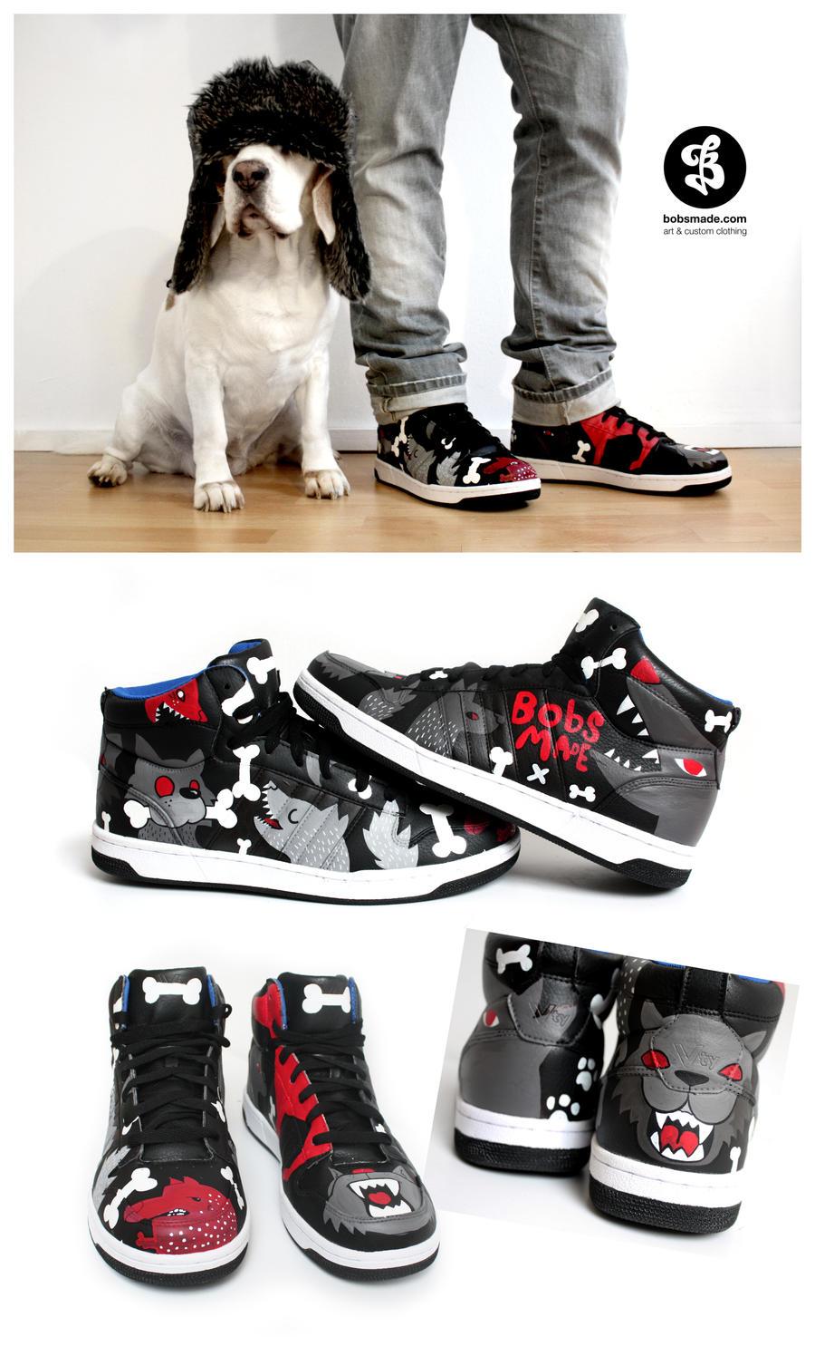 Wolve Sneaker