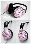 Candy Cat Headphones