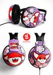 little red fox headphones