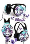 funky panda headphones