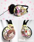 Make Up Headphones