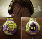 Grim Reapers Headphones