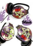 Black Magic Headphones