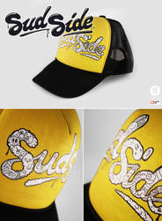 Sud Side Cap by Bobsmade