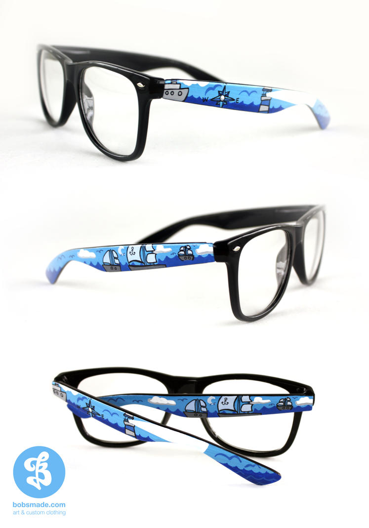 Sea Glasses by Bobsmade