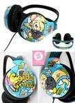 Goldie Grace headphones