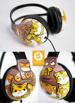 Little Tiger Headphones