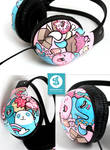 Out of the box headphones