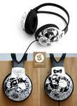 YinYang Headphones