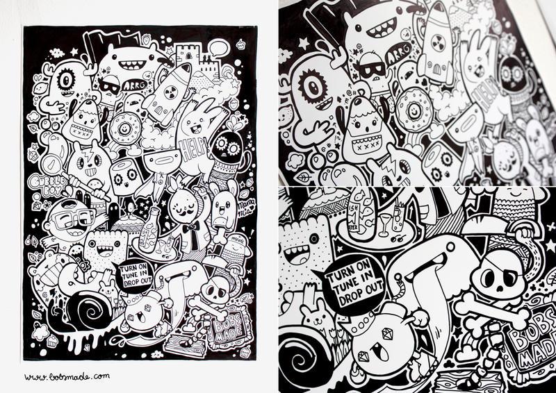 Bobsmade Doodle 2011