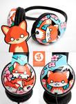 Little Fox headphones