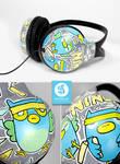 Ninja Owl Headphones