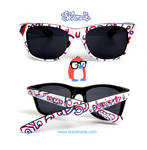 3D Dubstep Sunglasses