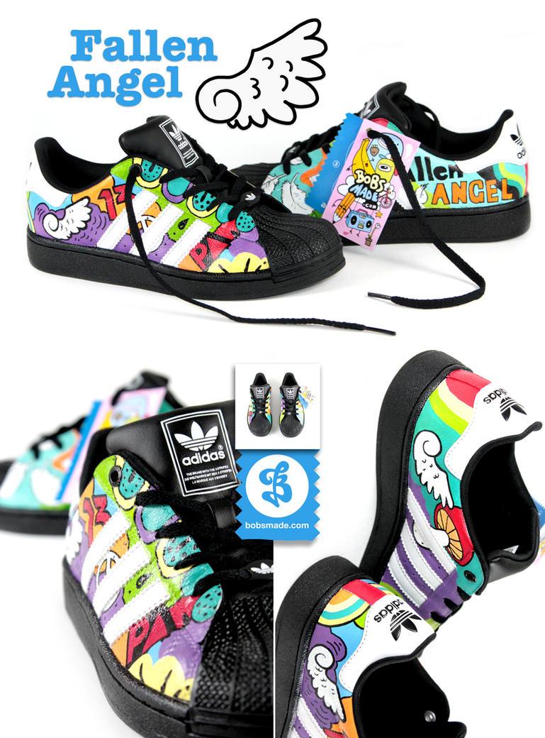 Angel Shoes Adidas