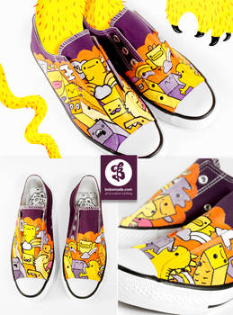 MF PSYCH shoes