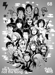 Heros of sixties