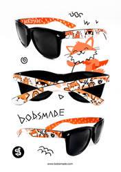 SuperFox Sunglasses by Bobsmade