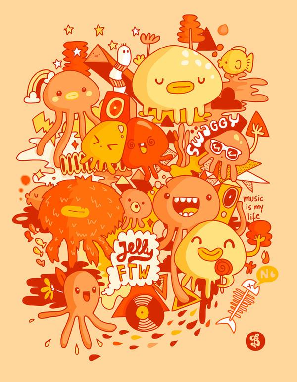 Jellyland by Bobsmade