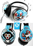 DJ MUNKY headphones
