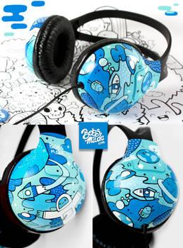 Travel the Universe Headphones