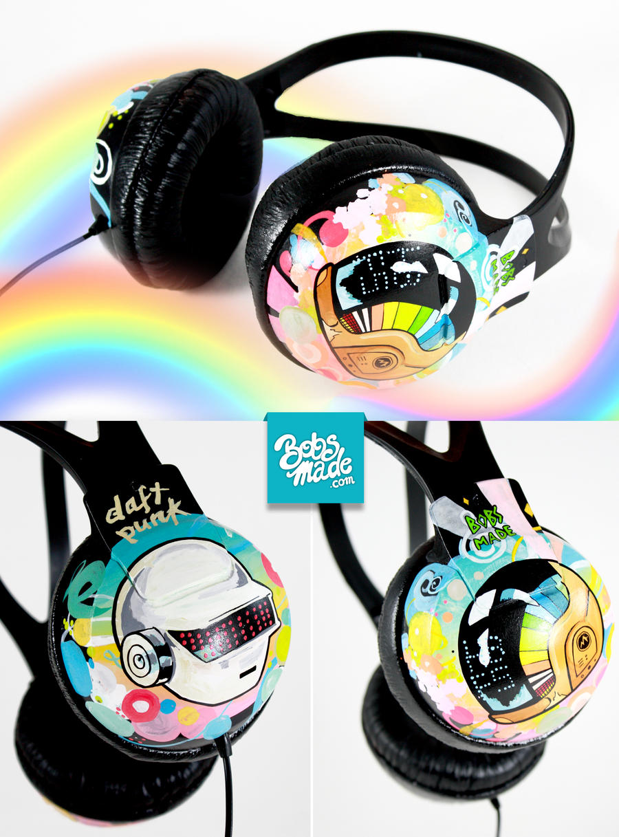 Paft Dunk Headphones by Bobsmade