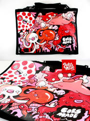 Under the sea Laptop bag by Bobsmade