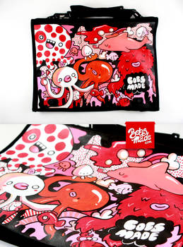 Under the sea Laptop bag