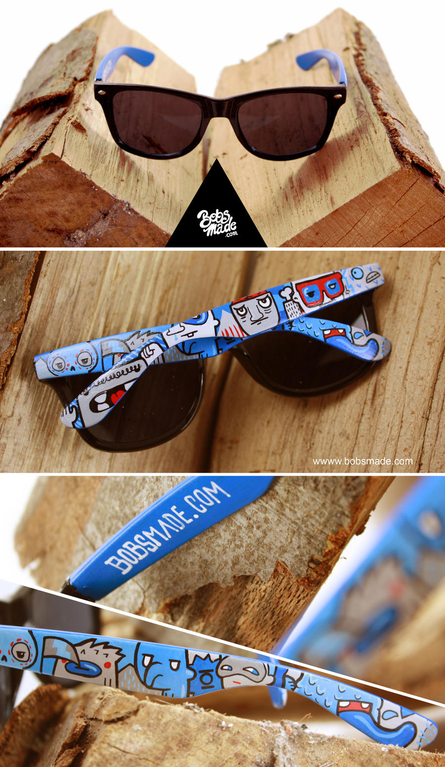 Laurin Sunglasses by Bobsmade