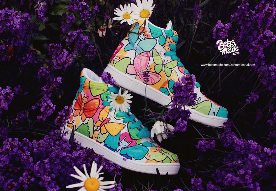 Butterfliege Sneaker by Bobsmade