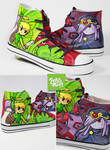 Minish Cap Chucks