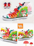 Nerd Fox Shoes