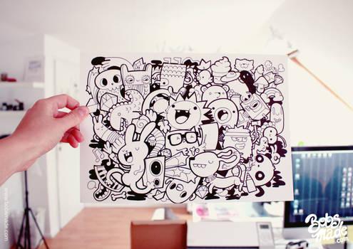 Wild Doodle