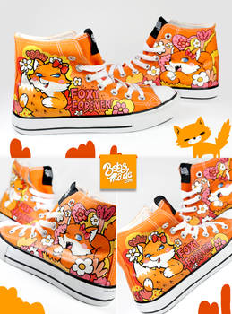 Foxy Forever Shoes