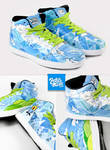 Ice Kingdom Sneaker