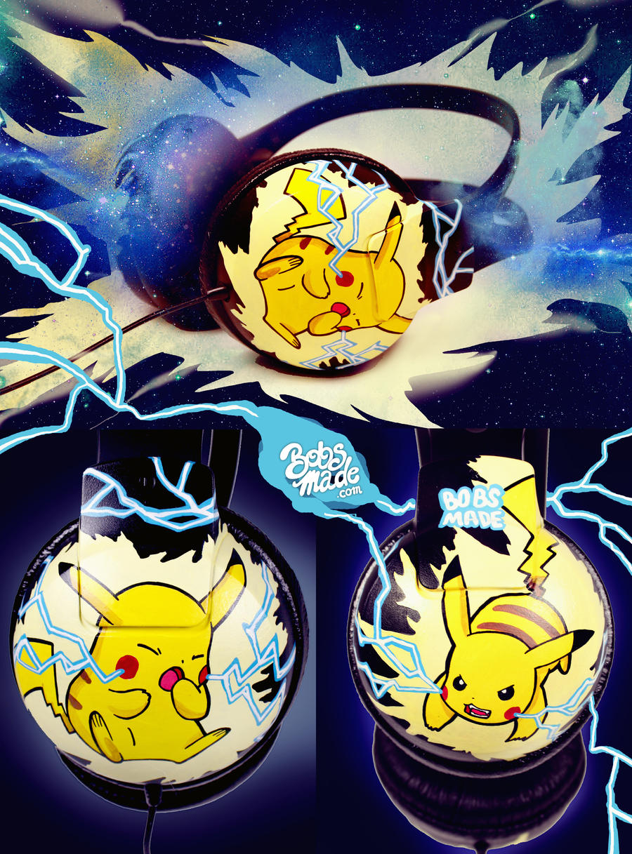 Angry Pikachu HP by Bobsmade