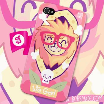 iPhone Case Lion