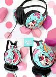 Koi headphones