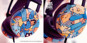 Artsy Headphones