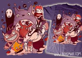 Ghibli Shirt