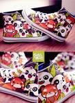 Panda Friends Chuckz