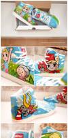 Zelda Sneaker