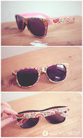 custom Sunglasses donuts cupcake and korean by Bobsmade