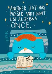 Algebra by Bobsmade