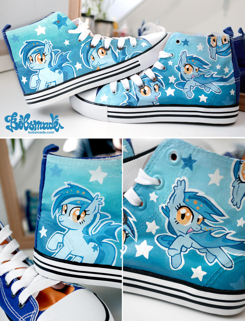 Star Struck Shoes by Bobsmade