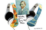 Van Gogh Headphones