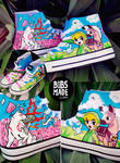 WIndwaker X Okami Shoes