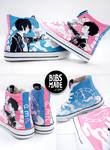 Persona 3 Shoes